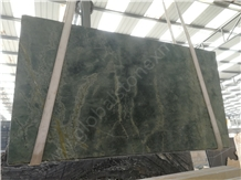 Dream/Peacock Green Marble Slab