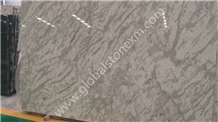 Elegant Andromeda White Slabs Tiles for Bathroom