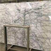 Elegant Spider Marble Slabs Tile for Wall Cladding