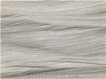 Gem Grey Quartzite,Wooden Veins Slabs for Decor