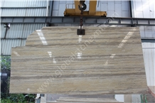 Gs Travertine Slabs for Outdoor and Indoor Decor