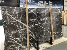 Hot Selling Stunning New Cyprus Grey Slabs Tiles