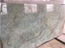 Iran Blue Riff Granite Slabs Tiles Interior Decor