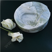 Magic Seaweed,Marble Artifacts for Flower Pot