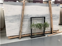 Nano Glass Stone White Elegant Slabs for Cladding
