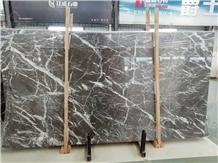 New Cyprus Grey Marble Slab
