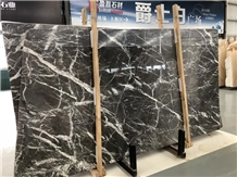 New Cyprus Grey Marble Slabs Tiles Polished