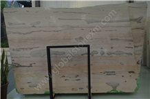 Pamir Cloud Marble Slabs for Residential Project