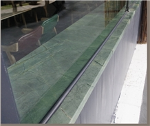 Peacock Green Marble Window Sills