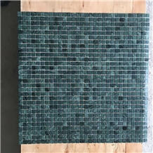 Persian Green,Peacock Green,Magic Green Marble Mix Mosaic Tiles