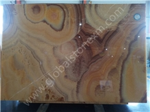 Premium Quality Onice Rosso Tanganic Slabs Tlies