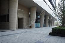 Serpeggiante Slabs Tiles for Architectural Columns