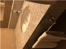 Solar White Granite,Shand Dong White,Sd White Tops