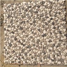 The Pebbles Mosaic,China Mosaic,Cobblestone Mosaic