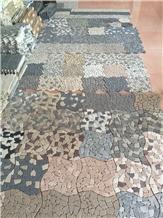 The Pebbles Mosaic,Cobblestone Mosaic,China Pebble