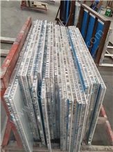 Top Grade Stone Honeycomb Panels for Wall Cladding