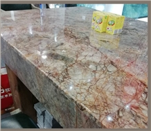 Violet Gold Marble Table Tops