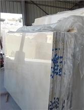 Galala Ivory Beige Marble Slabs, Galala Light Marble
