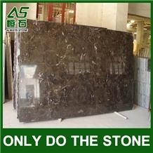 Dynasty Brown Marble Slab/Tile