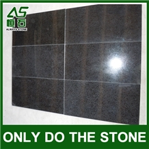 G684 Granite Black Basalt Pearl Granite Slab/Tile