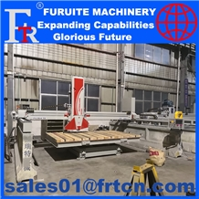 800 Bridge Saw Red Stone Cutter Machine for Marble