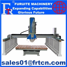 Bridge Saw Cutting Sheet Machine for Stone Marble