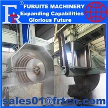 Granite Block Stone Cutter Multi Blade Cut Machine