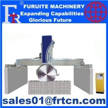 Multi Blade Stone Cutting Machine for Granite Cut