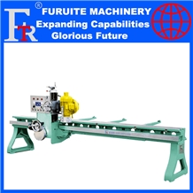 Single Head Vertical Manual Edge Grind Machinery