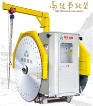 Double Blade Cutting Equipment for Marble Quarry