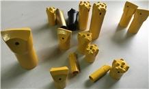 Drill Bits for Block Spliting