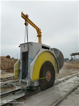 Quarry Cutting Machine for Granite & Marble Block