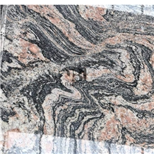 China Juparana Pink,Multicolor Granite Slabs/Tiles