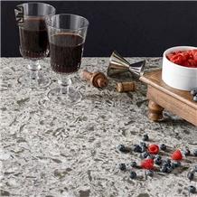 Simulating Granite Quartz Made Desk Tops