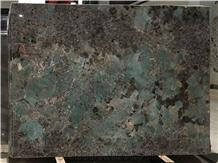 Amazonite Green Granite Slabs&Tiles Polished