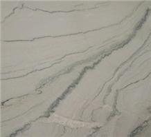 Anqurella White Quartzite Slabs&Tiles Polished