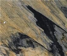 Golden Flame Quartzite Slabs&Tiles Polished