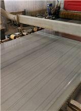 Roman Grey Quartzite Quartz Straight White Slabs