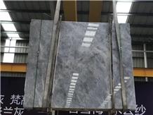 Van Gogh Grey Gray Marble Slabs,Wall Floor Tiles