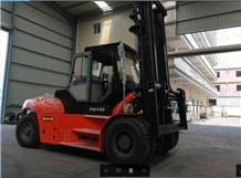12ton 13ton Diesel Forklift for Marble Blocks