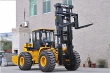 Bene 15t All Terrain Forklift 16t Atv Loader