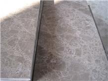 China Light Emperador Marble Floor Tiles Slabs