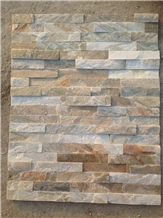 Natural Stone Brick Stacked Culture Stone