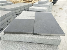 New G684 2cm Honed Granite Slabs Floor Tiles