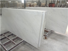 Oriental White Marble Island Tops Kitchen Worktops