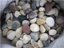 Walkway Pebbles Garden River Stone