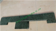 China Green Sukabumi Stone Pool Tiles and Coping