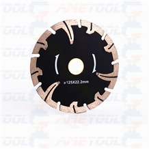 Ag Dry Cutting Blade for Granite Marble