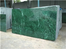 Royal Green Marble Slabs, Kesariaji Green Marble