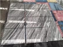 Italy Bardiglio Carrara Gray Marble Floor Tile
